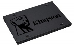 SSD, Kingston, A400, 120GB, SA400S37/120G, 0740617261196